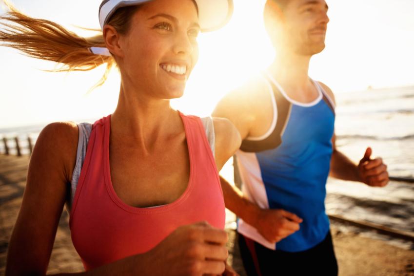 Bewegung verbessert deine Fitness und deine Gesundheit