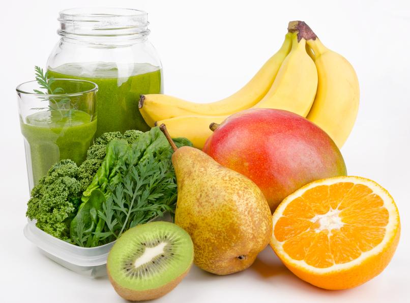 Wie du dich mit einem Grünen Smoothie schnell und einfach frisch, natürlich und gesund ernähren kannst