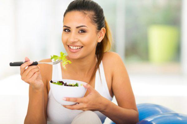 Iss mehrere kleine Mahlzeiten