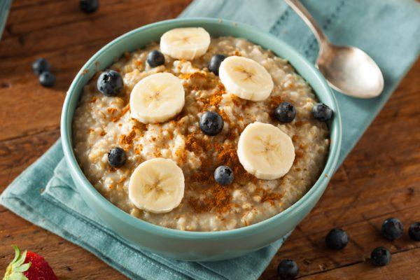 Schnelle gesunde 15-Minuten-Rezepte: Porridge-Rezept
