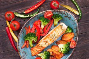 Schnelle gesunde Rezepte: Lachs-Teriyaki-Rezept