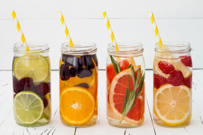 Detox Drink Recipes For Skin