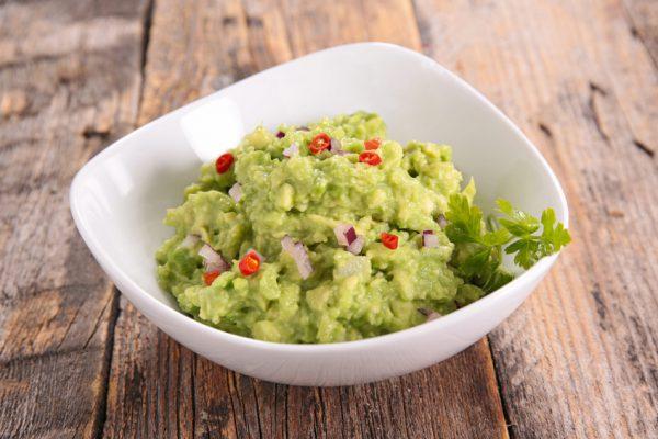Schnelle gesunde Rezepte: Guacamole-Rezept