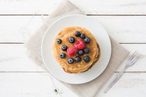 Schnelle gesunde Rezepte: Protein-Pancakes-Rezept