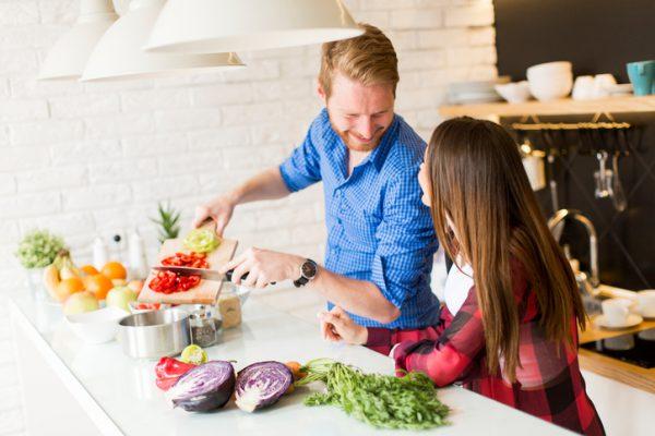 Schnelle gesunde Rezepte: Gesund genießen im Alltag mit schnellen und einfachen 15-Minuten-Gerichten