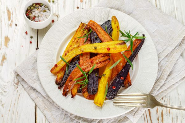 Schnelle gesunde Rezepte: Ofengemüse-Rezept