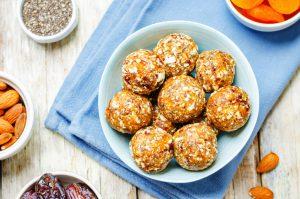 Schnelle gesunde Rezepte: Energy-Balls-Rezept