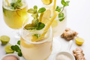 Schnelle gesunde Rezepte: Switchel-Rezept