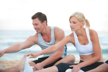 Beschreibung der sieben Faktoren mit Hilfe derer man das individuelle Fitness-Level erkennen kann